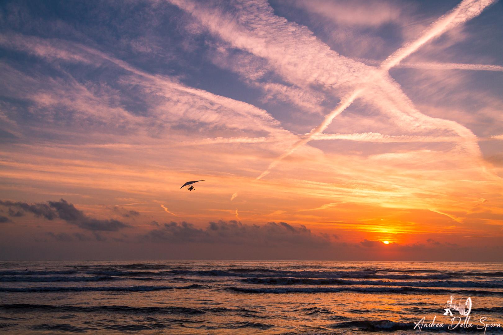 tramonto-viareggio-mare-volare
