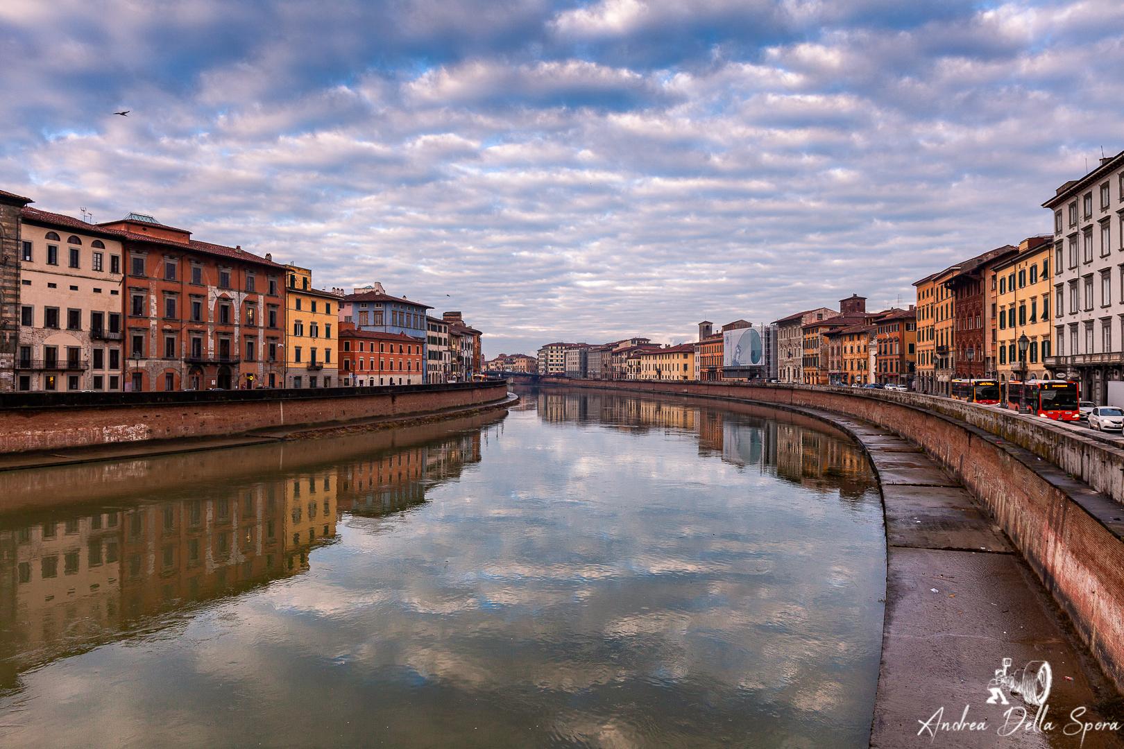 Pisa – Lungarno