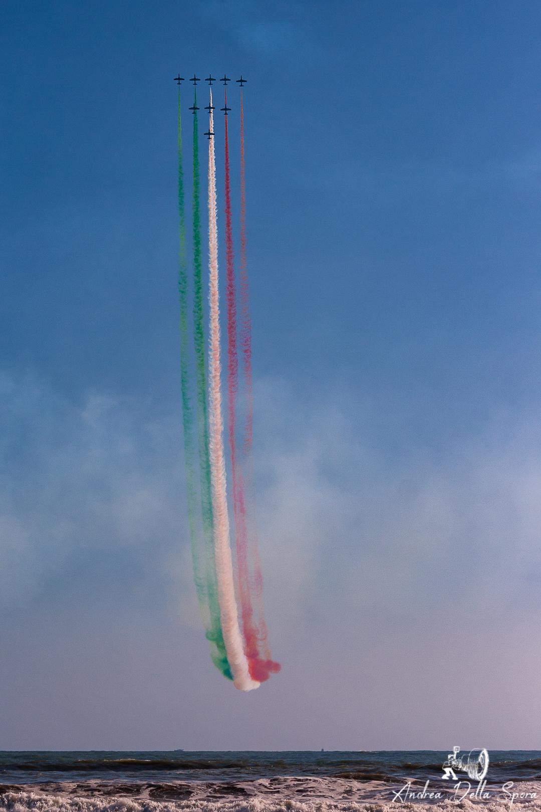 25 aprile - PAN - Frecce Tricolori