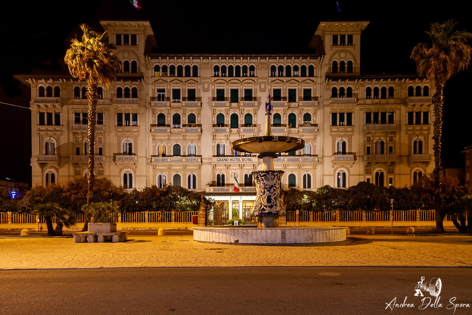 GRAND HOTEL ROYAL VIAREGGIO